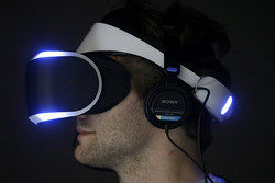 Sony Playstation VR (Morpheus)