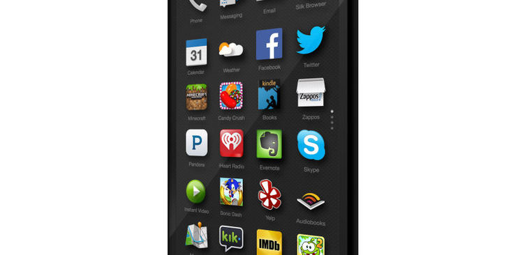 Amazon.com Fire Phone