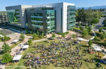 Samsung Research America - Campus in Mountain View, Kalifornien