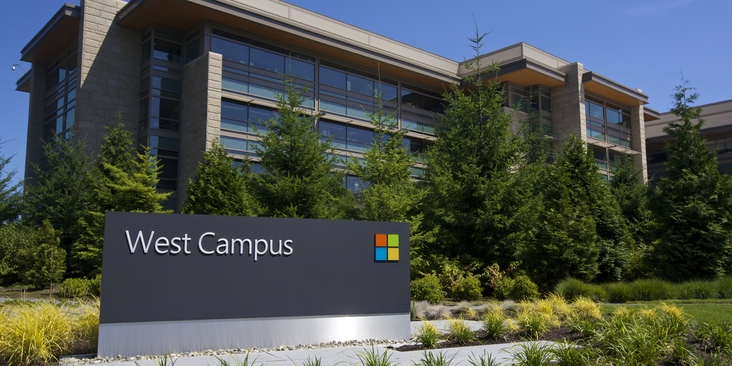 Microsoft West Campus