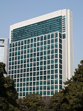 SoftBank Group Corp. Headquarter