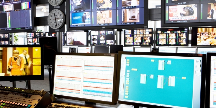 ProSiebenSat1 Media AG - Playoutcenter