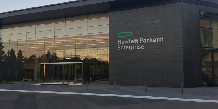 Hewlett Packard Enterprise Co. - Headquarter
