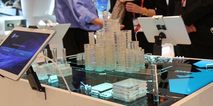 AT&T Smart Cities Concept