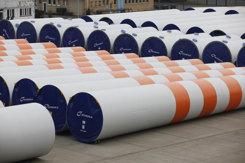 Nordex meldet 156 MW-Auftrag für Großwindturbinen aus Chile