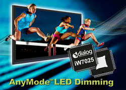 Dialog Semiconductor - Anymode LED Dimming