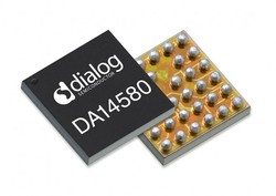 Dialog Semiconductor - DA 14580 Chip