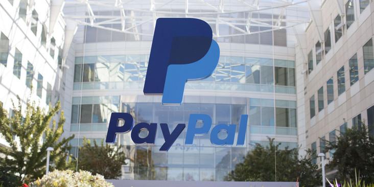 Paypal Firmensitz