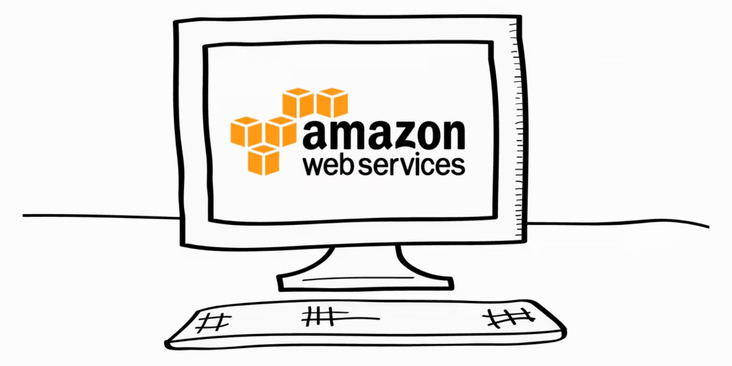 Amazon Web Services Screen