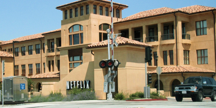 Netflix Headquarter