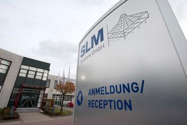 slm solutions will bis zu 60 mio euro mit begebung einer. Black Bedroom Furniture Sets. Home Design Ideas