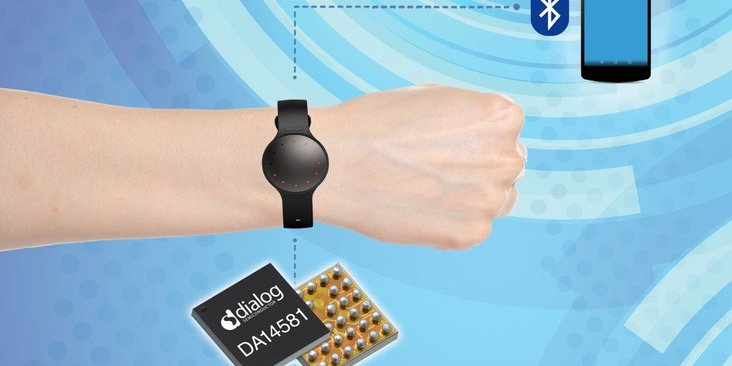 Dialog Semiconductor Bluetooth Smart SoC