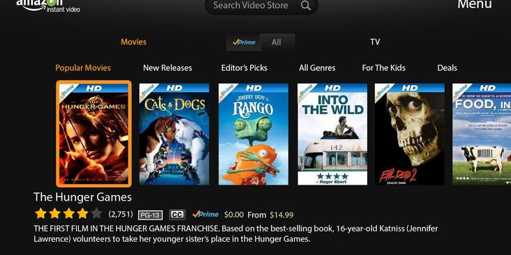 Amazon Prime Video HD