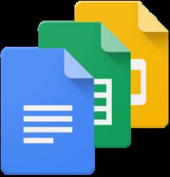 Google Logos – Klick führt zur Website des Anbieters