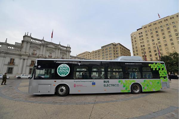 BYD liefert 64 Elektrobusse nach Bolivien