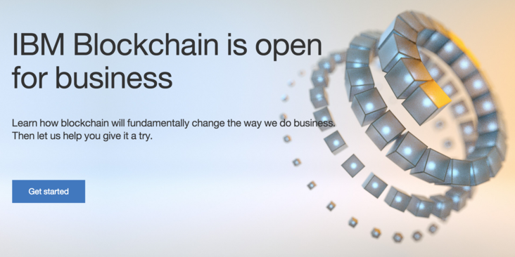 IBM Blockchain for Business